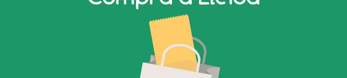 """La Paeria crea la plataforma digital """"Compra a Lleida"""" amb productors, comerços i serveis de proximitat"""