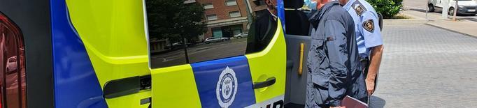 La Guàrdia Urbana de Lleida incorpora una unitat mòbil per atestats