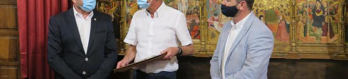 La Paeria i el Lleida Llista Blava renoven l'acord de col·laboració