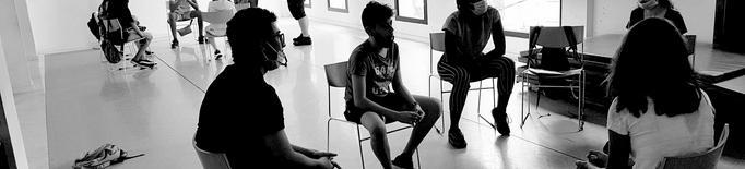 Lleida Jove inicia el rodatge d'un curtmetratge