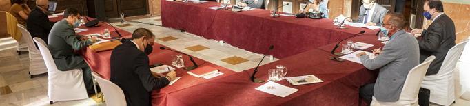 Més de 3.000 sancions a Lleida per incomplir el confinament, l'horari de tancament o anar sense mascareta