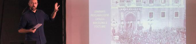 """""""Revolta i insurrecció"""", un itinerari virtual per la Lleida del 6 d'Octubre de 1934"""