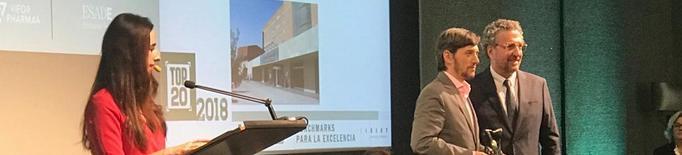 L'Arnau de Vilanova, premiat en tres categories dels premis Hospitals Top 20