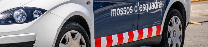 Detingut per amenaçar amb un ganivet un jove a la terrassa d'un bar a Lleida