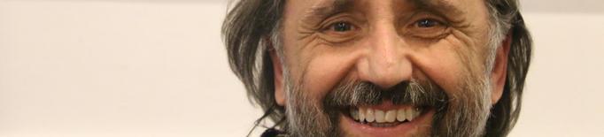 """Josep Lluís Cruz: """"Amb la mascareta, he descobert ulls en els quals no m'havia fixat malgrat que fa temps que els veig"""""""