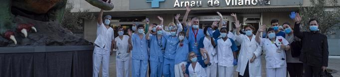 Lo Marraco se suma a l'agraïment sanitari a l'Arnau de Vilanova