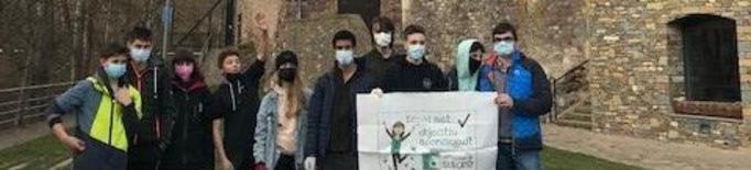 L'Alta Ribagorça promou accions de sensibilització mediambiental entre l'alumnat d'ESO