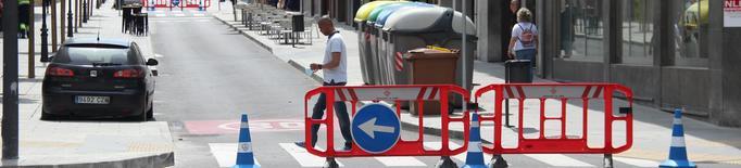 Aquests són els carrers que estan tallats amb motiu de la Festa Major de Lleida