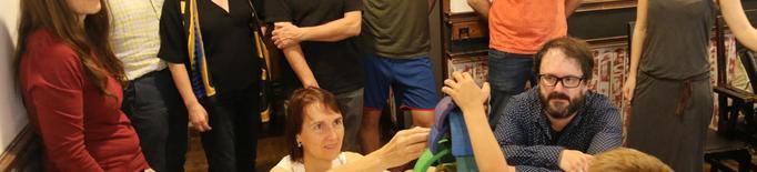 El cohabitatge arriba a Lleida: una dotzena de famílies somien una alternativa de convivència