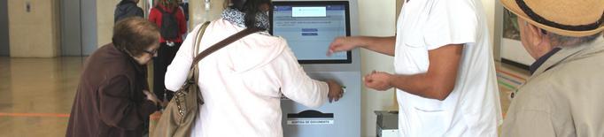 L'Arnau de Vilanova estrena un nou sistema de gestió de visites a les Consultes Externes