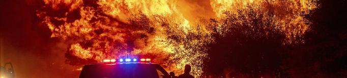 Un estudi internacional liderat per la UdL indica que el canvi global afavoreix els grans incendis forestals