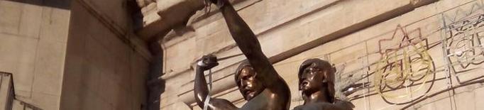 La Paeria vol que empreses de Lleida patrocinin la restauració de l'estàtua d'Indíbil i Mandoni