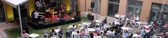 Balaguer suspén l'actual edició de Jazz al pati