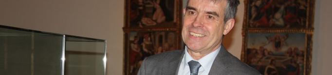 Josep Giralt somia amb un Museu de Lleida internacional