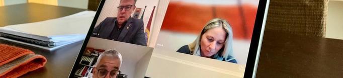 La Diputació de Lleida reactivarà les reunions de comissions informatives via telemàtica