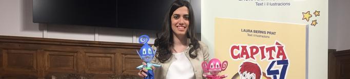 Laura Bernis, l'escriptora de literatura infantil amb ganes d'arriscar-se