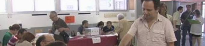 Més de 300.000 lleidatans estan cridats a les urnes