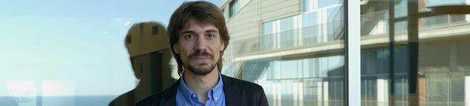 L'investigador Marc Güell exposa la seva recerca sobre humanització genètica dels porcs a l'IRBLleida