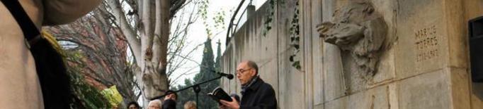 Homenatge a Màrius Torres en el 77è aniversari de la seva mort