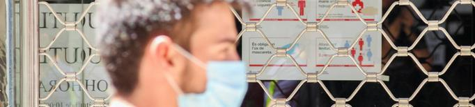 El Govern reduirà al 50% els lloguers dels locals tancats per la pandèmia