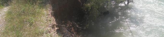 Massalcoreig es prepara per condicionar l'entorn dels rius Cinca i Segre al seu pas pel terme
