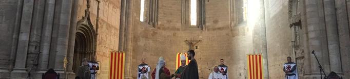 Lleida torna al 1150 amb les noces reials de Ramon Berenguer IV i Peronella d'Aragó