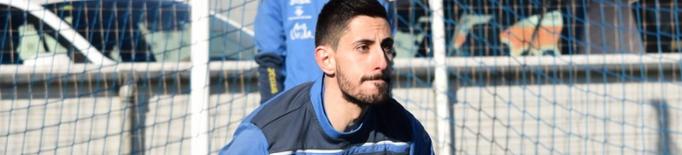 El Lleida fitxa el porter càntabre Óscar Santiago