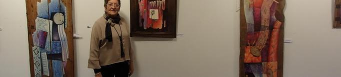 Angelina Escolies, o com expressar l'estima per la natura a través de la pintura
