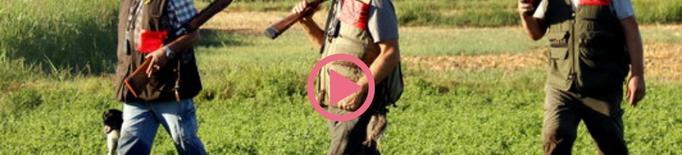 ⏯️ Els caçadors es lliuren de la mascareta
