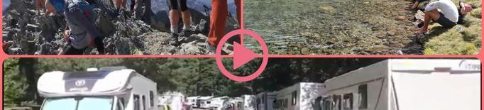 ⏯️ El Parc Natural de l'Alt Pirineu critica la massificació a la Pica d'Estats i anuncia que regularà l'accés