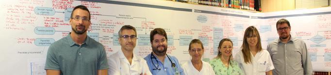 Milloren els processos d'hospitalització a l'Arnau i el Santa Maria
