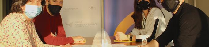 Aparelladors Lleida i EPS-UdL activen el Jurat del XIè Premi Edifica
