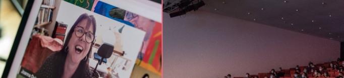"""""""El traç magistral"""" de Joanna Quinn a l'Animac"""