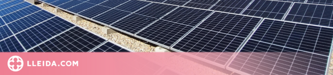 En marxa la nova instal·lació fotovoltaica al Polivalent 2