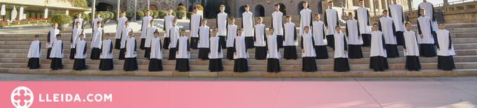 L'Escolania de Montserrat dona tret de sortida a la 10a edició del 'Juliol de Música i Poesia de Balaguer'