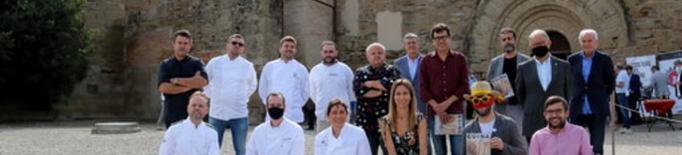 Onze restaurants lleidatans ofereixen menús especials en les jornades gastronòmiques de l'Horta