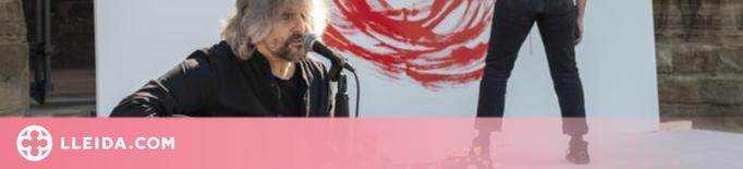 L'art, la literatura i la cultura protagonitzen l'acte institucional de Sant Jordi a Lleida