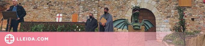 """Presentació de la ruta virtual """"Sant Jordi tot l'any"""""""
