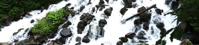 Artiga de Lin i Uelhs deth Joèu, un racó on l'aigua ens omple de pau
