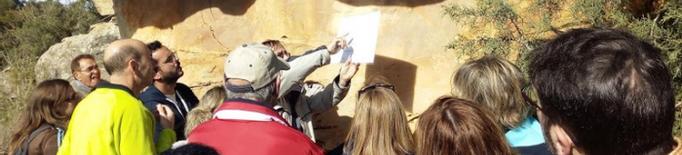 Les pintures rupestres de l'Albi, l'art dels nostres avantpassats