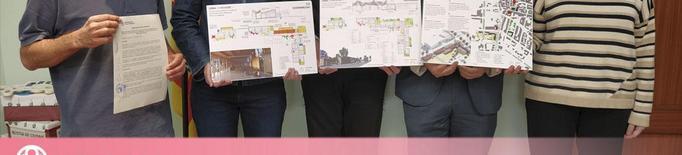 Projecte guanyador llar d'infants i ampliació de l'escola del Palau d'Anglesola
