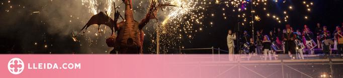 La pólvora torna a regnar a la Gran Nit de Foc de les Festes de la Tardor