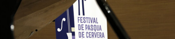 Venda d'entrades anticipades per al Festival de Pasqua de Cervera