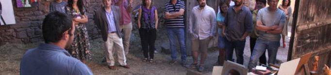 Un municipi el Pallars Sobirà es prepara per celebrar el festival de les arts