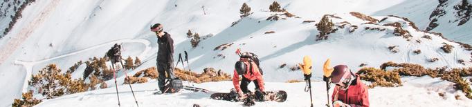Les estacions d'esquí es preparen per rebre visitants de tota Catalunya