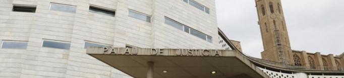 Condemnat a dos anys i mig de presó per abusar sexualment de l'exparella a Lleida