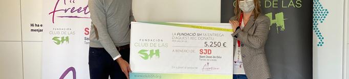 """Recaptació de més de 5.000 € per al projecte """"Free Time"""" de Sant Joan de Déu Terres de Lleida"""