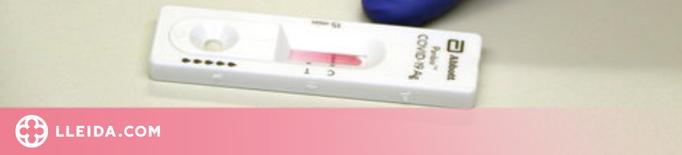 Els farmacèutics reclamen solució urgent a la distribució de tests a les farmàcies