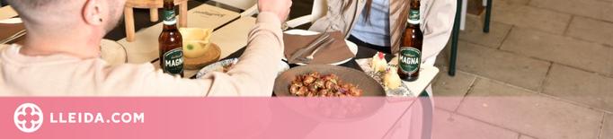 Dinou establiments lleidatans se sumen a les Jornades Gastronòmiques de l'Aplec del Caragol