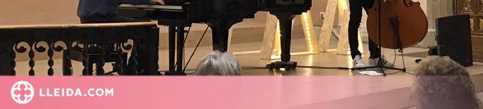 Èxit del concert d'Eduard Gener a Cervera